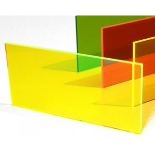colorante fluorescente trasparente