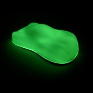 Vernice fosforescente auto Grande Formato