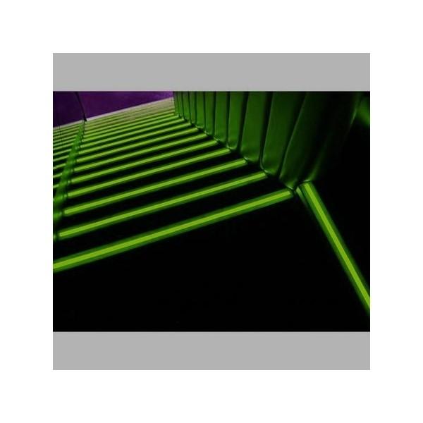 nastro adesivo antiscivolo fotoluminescente