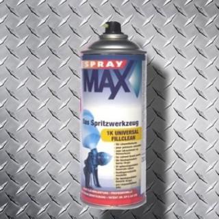 Primer bianco spray per supporti metallici