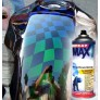 Trasparente spray auto e moto