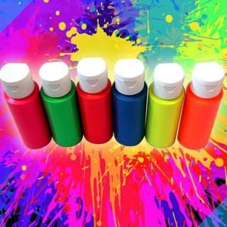 Vernice fluorescente acrilica