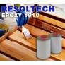 Resina Epossidica all'acqua Resolcoat 1010 multi-uso