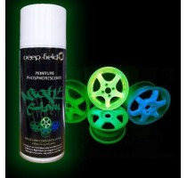 Bombolette spray fotoluminescente for Peinture phosphorescente exterieur